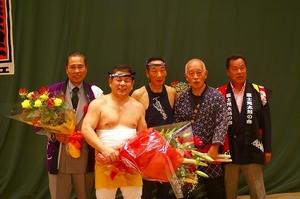 和光太鼓35周年ステージにて.JPG