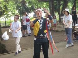 貝戸の森 盆踊り鉦.jpg